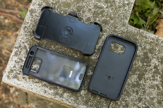 OtterBox Defender Rugged para Samsung Galaxy Revisão do caso S6