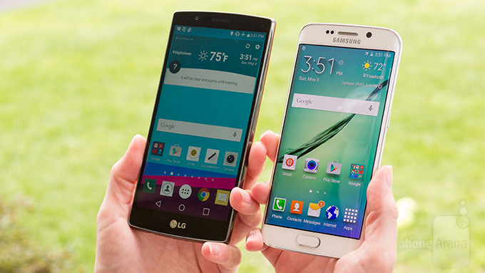 LG G4 vs Samsung Galaxy Borda S6