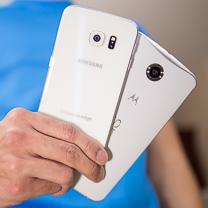 Samsung Galaxy S6 edge vs Google Nexus 6 1