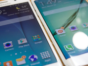 Samsung Galaxy S6 vs Samsung Galaxy Borda S6