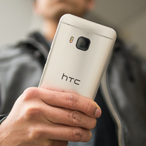 Avaliação do HTC One M9