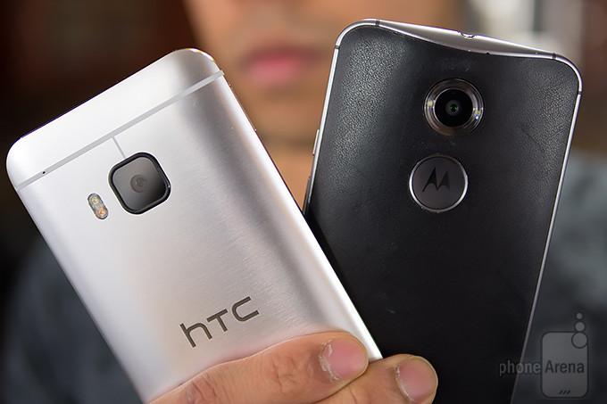 Motorola Moto X 2014 vs HTC One M9