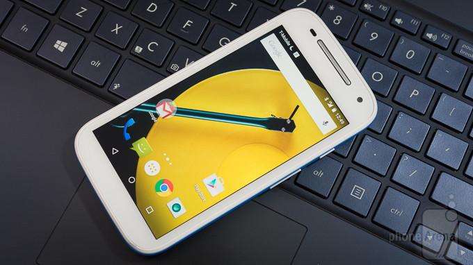 Avaliação do Motorola Moto E (2015)