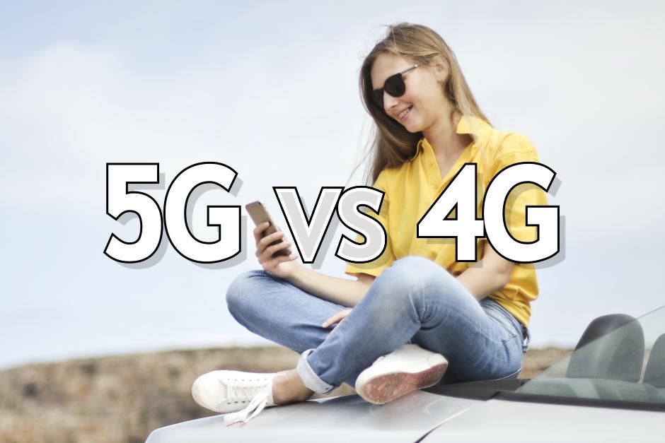 5G vs 4G: Qual é a diferença? 1