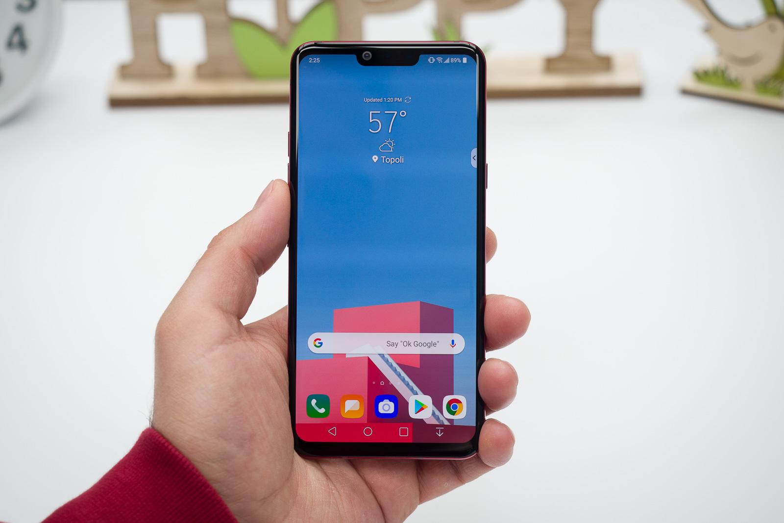A LG está parando a principal produção de smartphones na Coréia 1