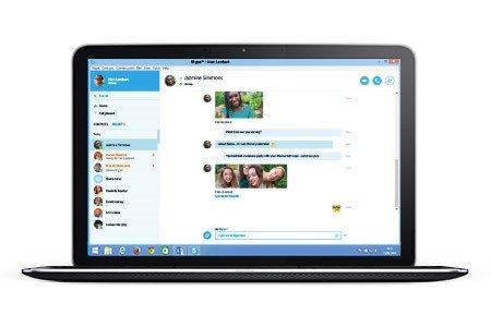 Skype para a Web