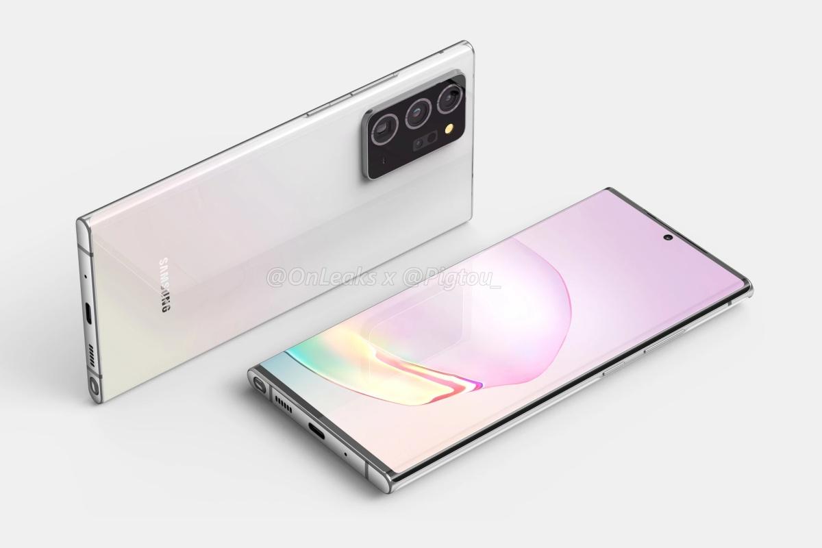 A Samsung Galaxy Nota 20 Ultra 5G pode estar acontecendo depois de tudo
