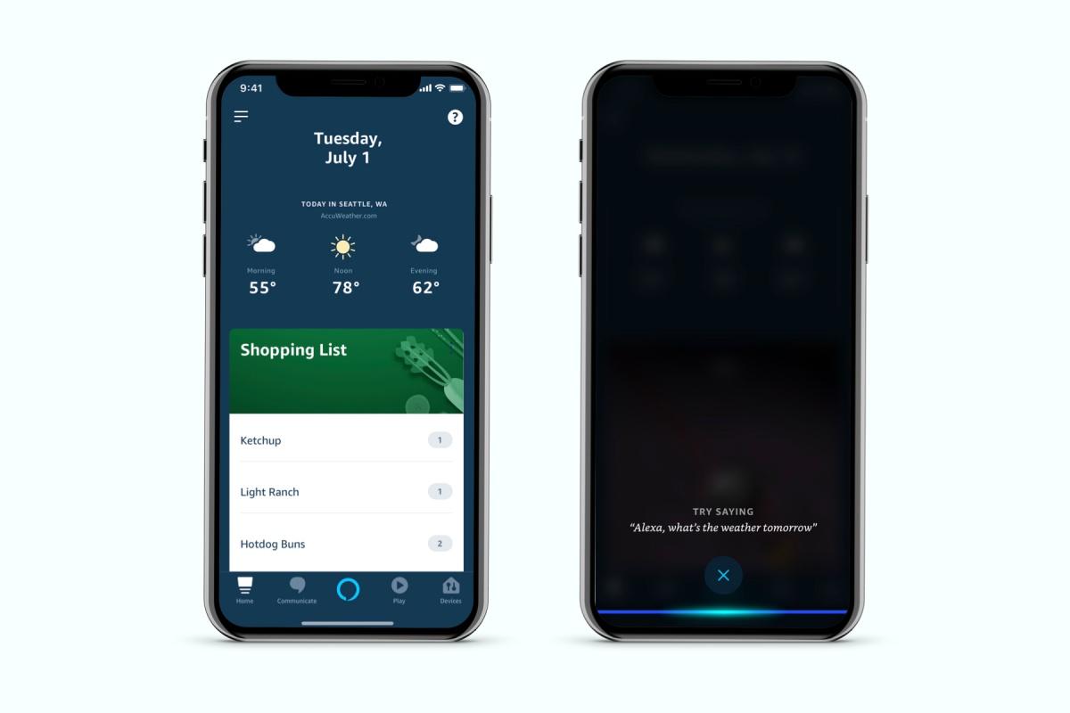 AmazonO assistente de voz do Alexa recebe um recurso muito atrasado no Android e iOS