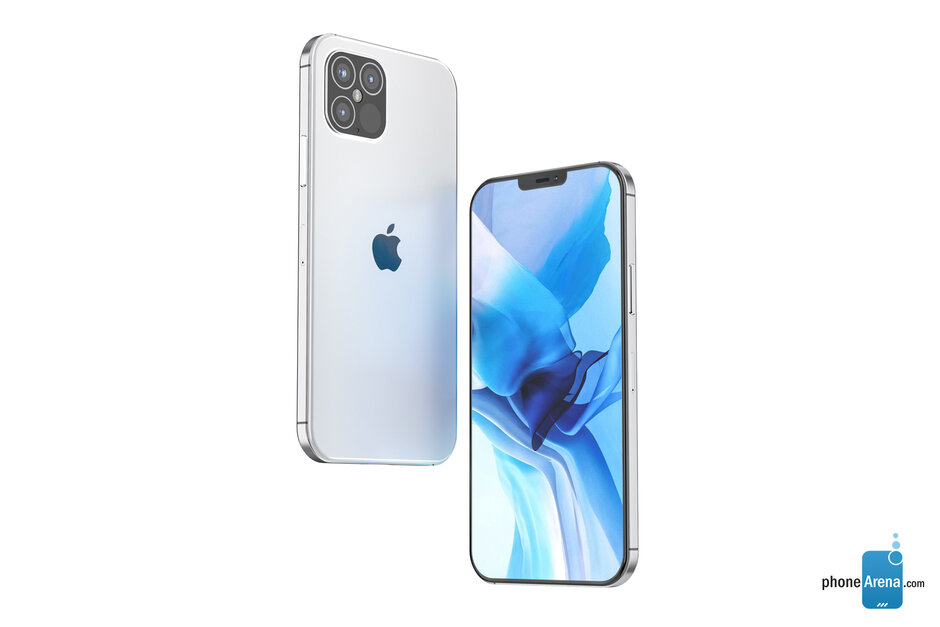 Apple A renderização de embalagem do iPhone 12 5G dá uma pista sobre o que está faltando na caixa