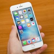 Apple Revisão do iPhone 6s 1