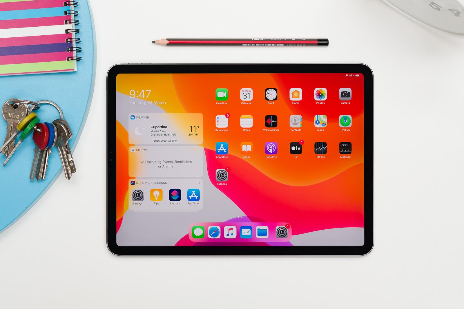 Apple adiou o Mini-LED 5G iPad Pro até o início de 2021 1