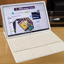 Avaliação do Huawei MateBook 1