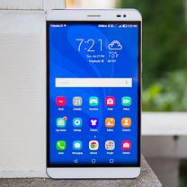 Avaliação do Huawei MediaPad X2 1