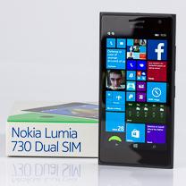 Avaliação do Nokia Lumia 730 1