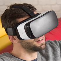Avaliação do Samsung Gear VR 1