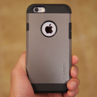 Capa Spigen Tough Armor para Apple Iphone 6 Reveja