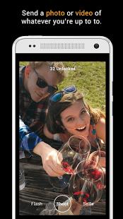 Facebook lança novo aplicativo Slingshot para competir com o Snapchat