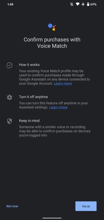 Google Assistant testa autorizando pagamentos apenas com sua voz