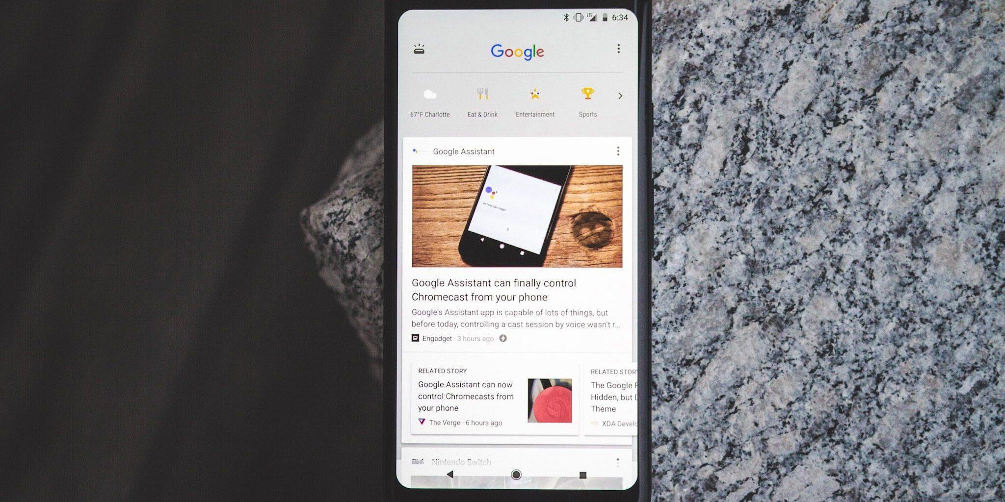Google app 7.17 redesenha as configurações do assistente, observa o próximo recurso Lens e brinca com o Android P [APK Teardown]