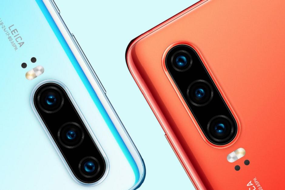 Huawei P30 pode ter duas novas opções de cores na próxima semana 1