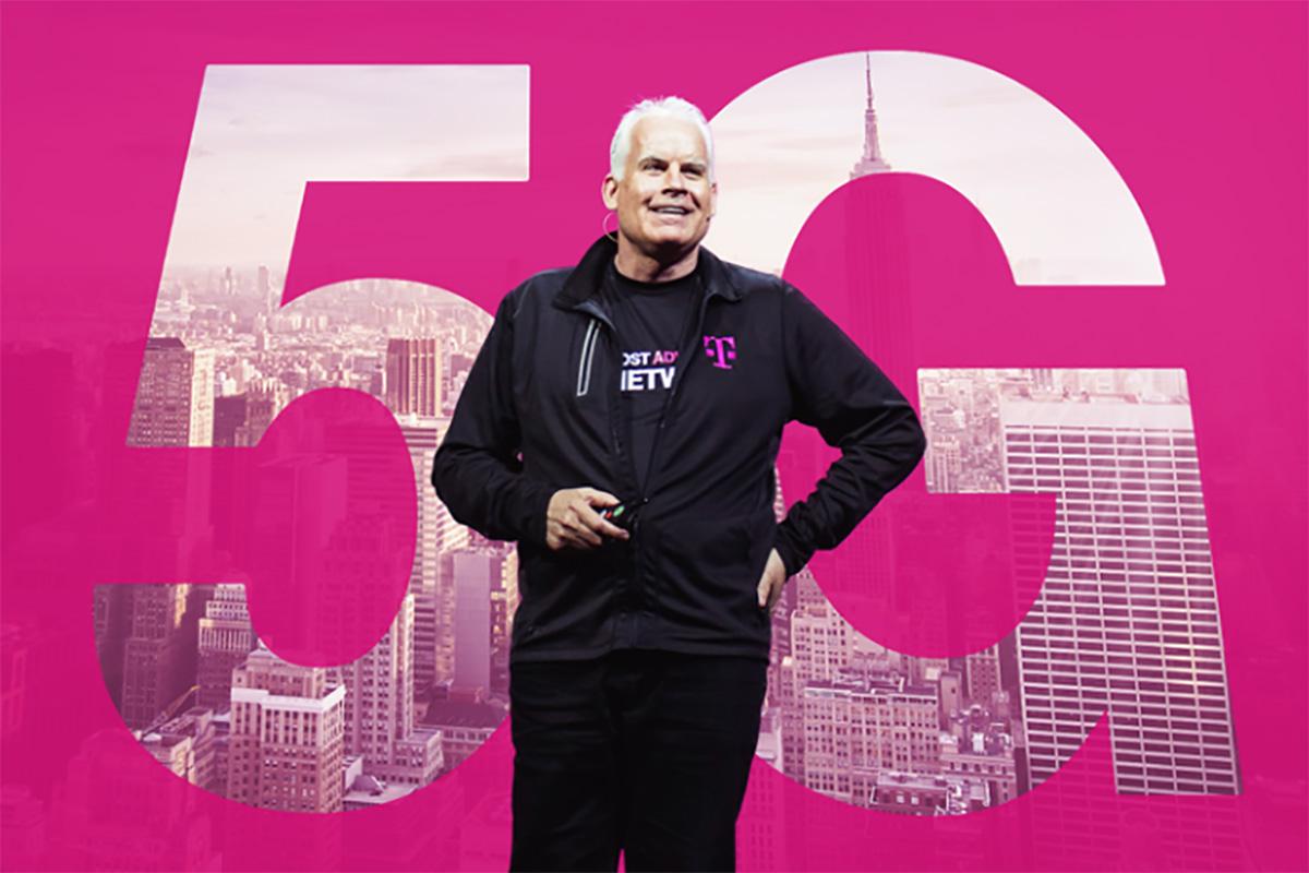 Mapa de cobertura da rede T-Mobile 5G: quais cidades são cobertas?