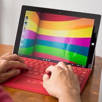 Microsoft Surface 3 Revisão LTE 1
