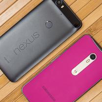 Motorola Nexus 6P vs Motorola Moto X Pure Edition (2015) 1