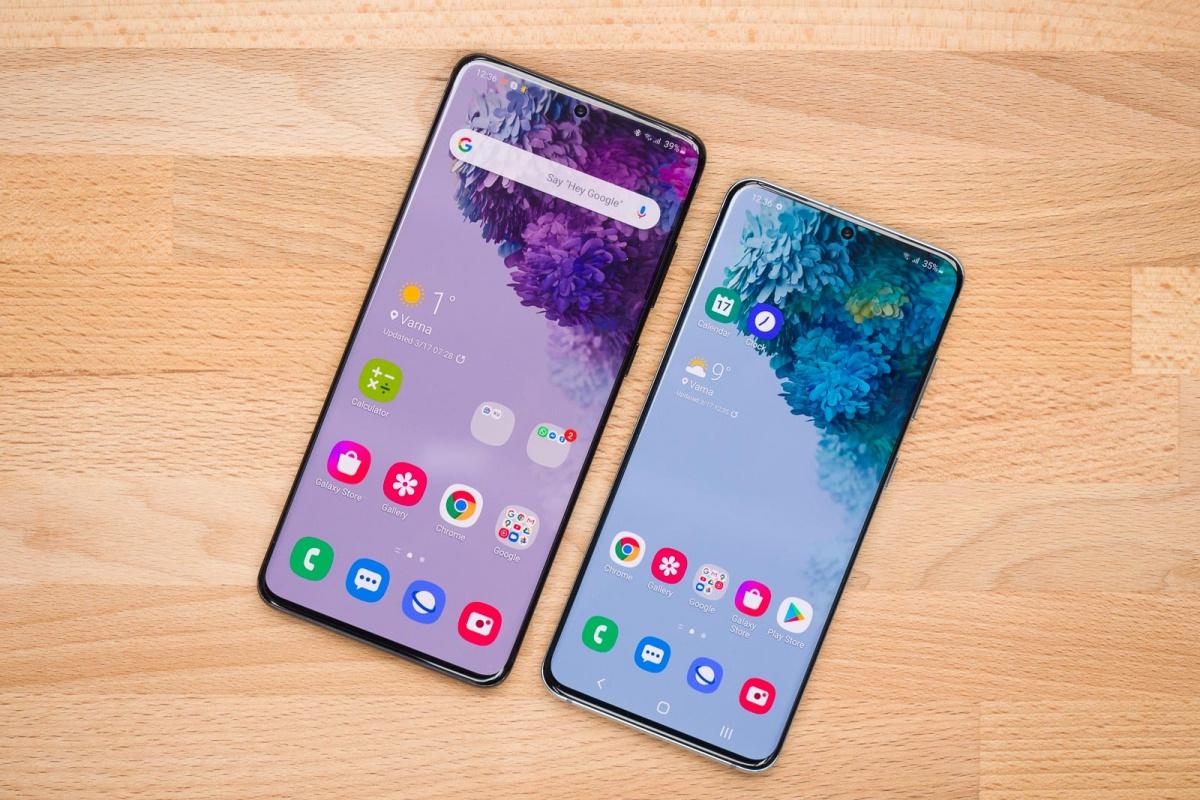 Novo relatório sugere da Samsung Galaxy O S20 + realmente vendeu muito bem no primeiro trimestre 1