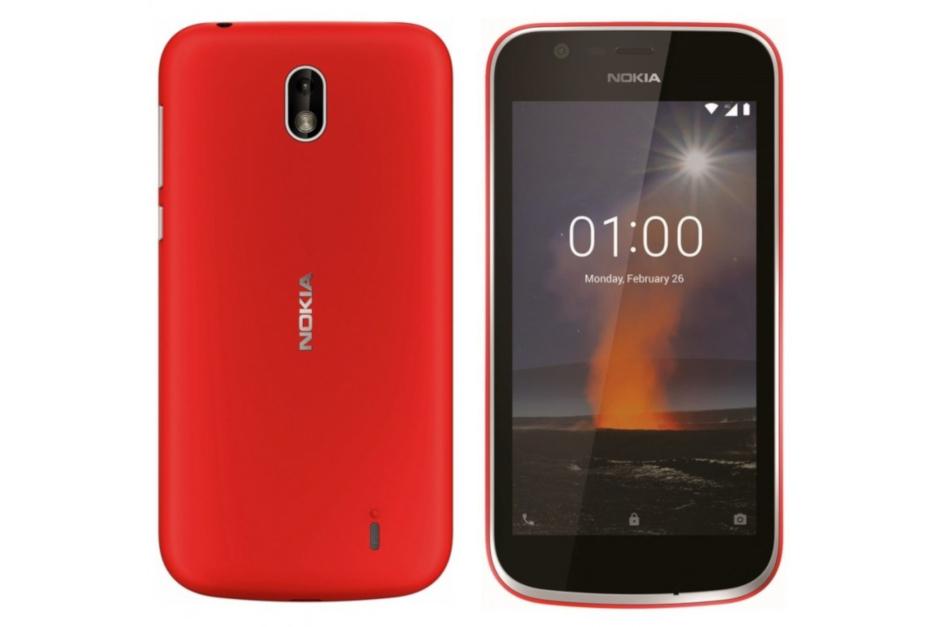 O smartphone Nokia mais barato agora está qualificado para a atualização do Android 10 Go Edition