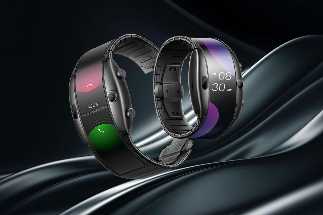 O smartphone wearable Nubia Alpha está chegando aos EUA com um presente para seus maiores fãs 1