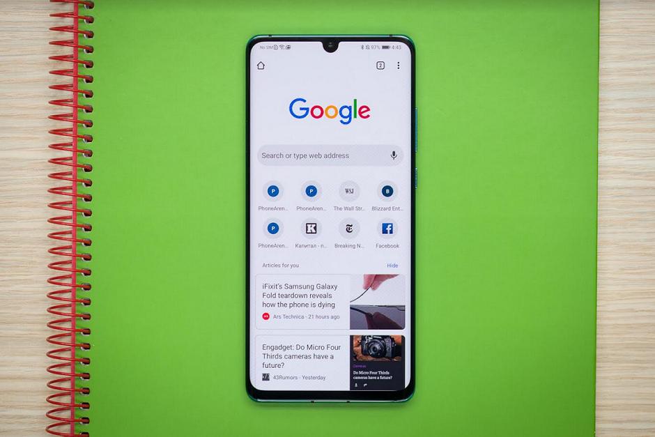 Obtenha o modo Escuro no aplicativo Chrome para Android seguindo estas instruções simples 1