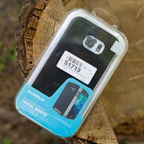 Pára-choques Verus Crucial para Samsung Galaxy Revisão do caso S6