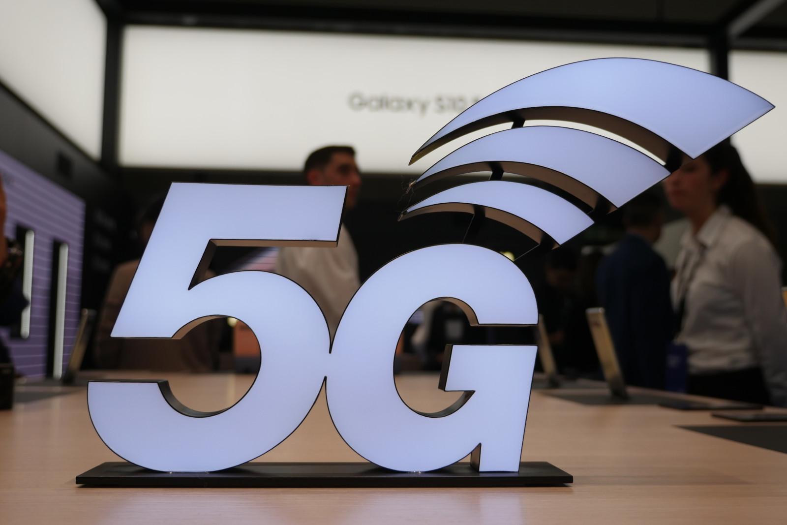Próximos telefones 5G em 2020