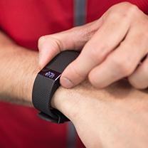 Revisão Fitbit Charge HR 1