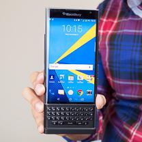 Revisão do BlackBerry PRIV 1