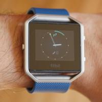 Revisão do Fitbit Blaze 1