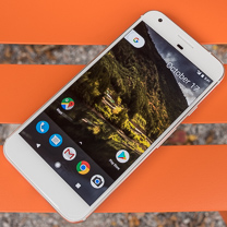 Revisão do Google Pixel XL 1