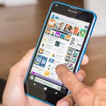 Revisão do Microsoft Lumia 640 1
