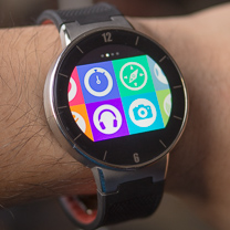 Revisão do relógio Alcatel OneTouch