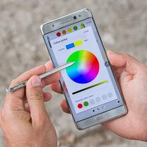 Samsung Galaxy Nota 7 Reveja
