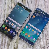 Samsung Galaxy Nota 7 vs Samsung Galaxy Nota 5