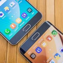 Samsung Galaxy Note5 vs Samsung Galaxy Borda S6 +