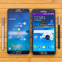 Samsung Galaxy Note5 vs Samsung Galaxy Nota 4