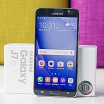Samsung Galaxy Revisão J7 (2016) 1
