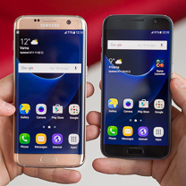 Samsung Galaxy S7 Edge vs Galaxy S7 1