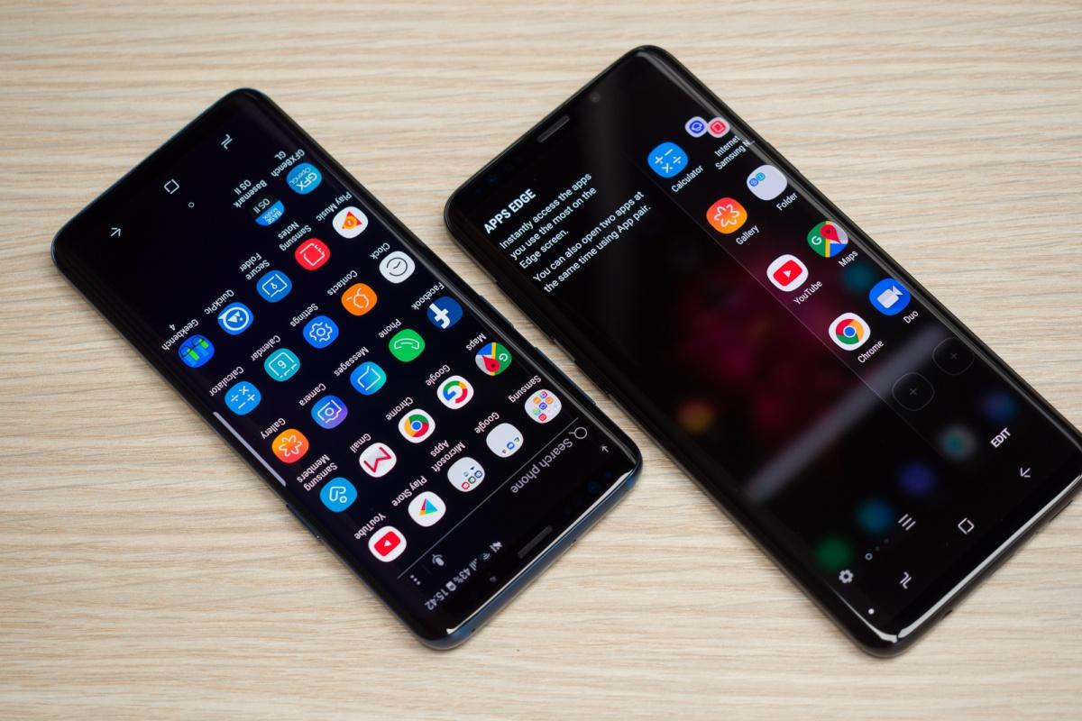 Samsung Galaxy S9 e S9 + finalmente são tratados com Android 10 em uma grande operadora dos EUA