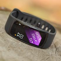Samsung Gear Fit 2 banda de fitness comentário 1