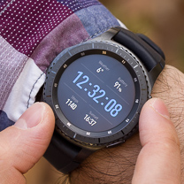 Samsung Gear S3 fronteira smartwatch revisão