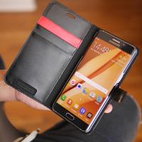 Spigen Samsung Galaxy Revisão do S6 edge + Cases