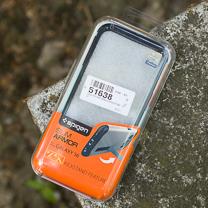 Spigen Slim Armor para Samsung Galaxy Revisão do caso S6